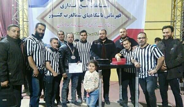 پایان کارمسابقات مچاندازی قهرمانی باشگاههای شمالغرب کشور در تبریز