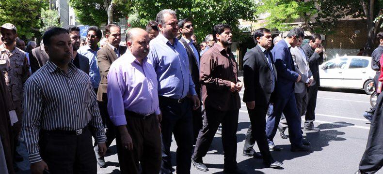 جامعه ورزشی و جوانان آذربایجانشرقی بار دیگر حماسه ای دیگر ثبت کردند
