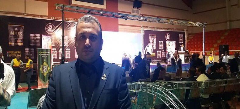پیام تبریک رئیس هیات بدنسازی و پرورش اندام استان به مناسبت فرا رسیدن سال نو