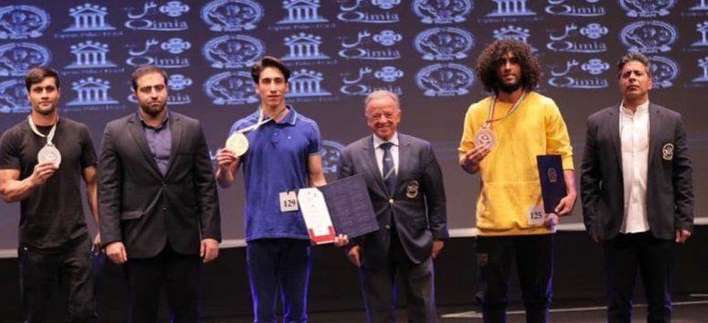 ورزشکار استان آذربایجان شرقی خوش درخشید