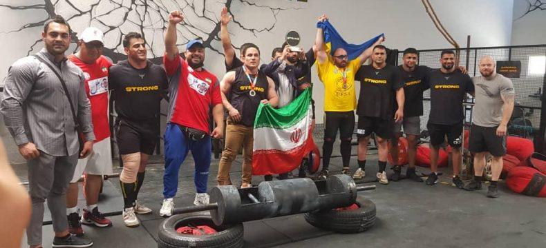 کسب سهمیه حرفه ای قویترین مردان جهان توسط ورزشکار استان