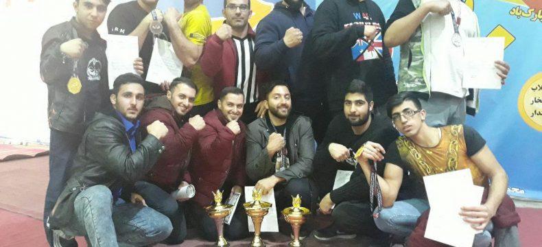 درخشش ورزشکاران استان در مسابقات مچ اندازی کشور