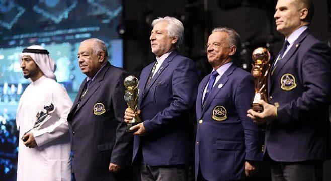 تیم های ملی ایران قهرمان بلامنازع جهان شدند