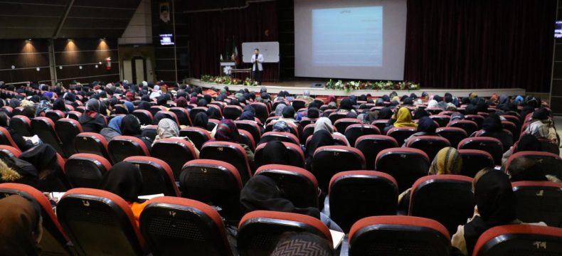 برگزاری کلاسهای تئوری تخصصی عملی مربیگری درجه ۳ بدنسازی بانوان در فرهنگسرای بزرگ الغدیر