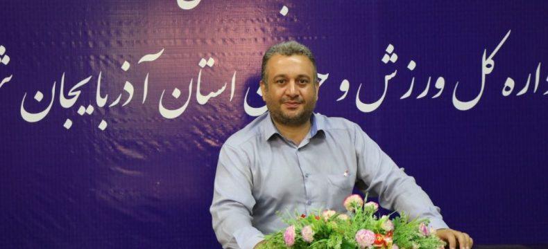 علی نیک رزم رئیس هیأت بدنسازی و پرورش اندام استان: مدال انصاف، الگویی برای سراسر کشور است