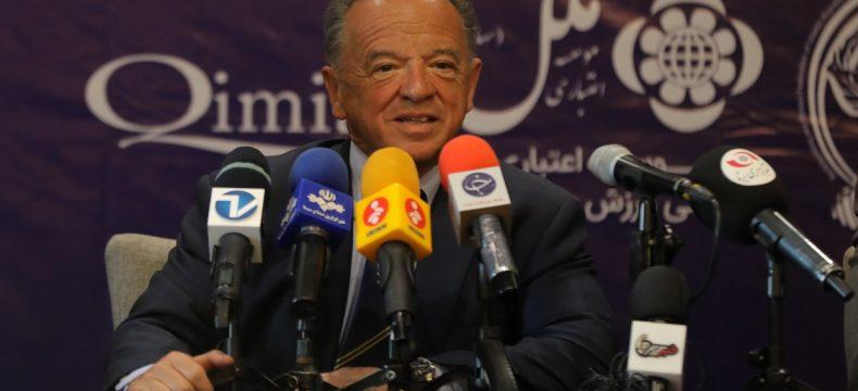 سانتونخا: میزبانی آسیایی و جهانی ایران در حال نهایی شدن است/ همه ما به دنبال ورزش پاک و مبارزه با دوپینگ هستیم