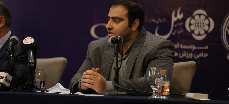 نصیرزاده: رافائل گفت برای میزبانی باید حداقل ۵۰ تست دوپینگ بگیرید/ نمایندگان ایران باید در IFBB صاحب کرسی و تصمیم گیرنده باشند