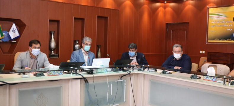 با برگزاری جلسه تخصصی هیات بدنسازی و پرورش اندام استان آذربایجان شرقی؛