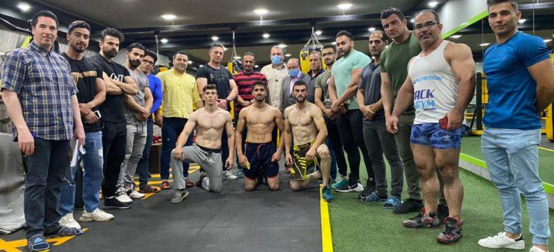 اعزام تیم آذربایجان شرقی به مسابقات فیتنس چلنج قهرمانی کشور