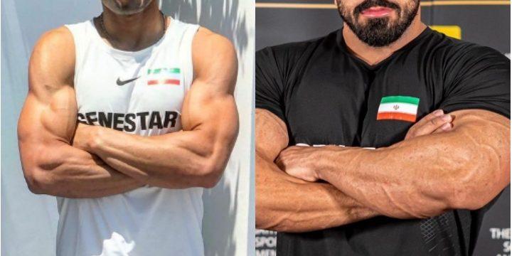 درخشش ورزشکاران آذربایجان شرقی در مسابقات جهانی پرورش اندام و فیتنس